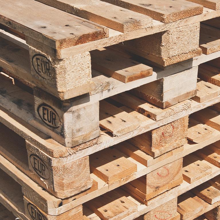 paleta drewniana euro