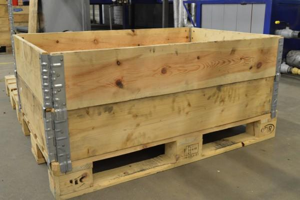 drewniane pudło